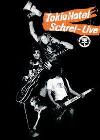 Cover Tokio Hotel - Schrei - Live [DVD]